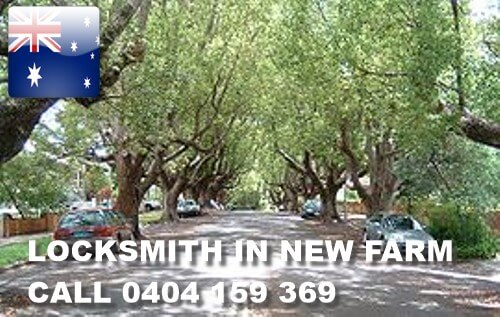 Locksmith New Farm