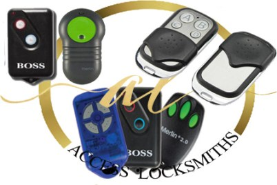 Access Locksmiths Remotes