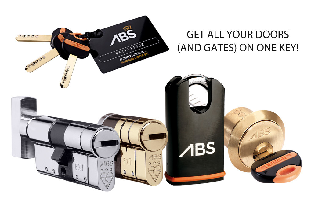 ABS High Security Locks