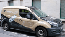 Locksmith Lusk Mobile Van