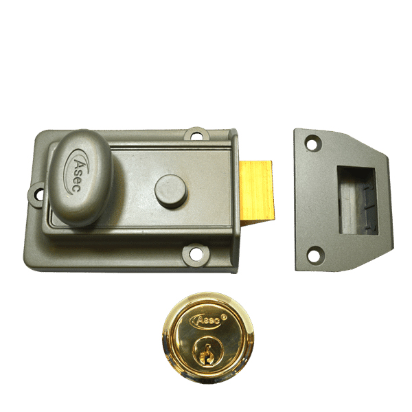 Basic Night Latch Lock