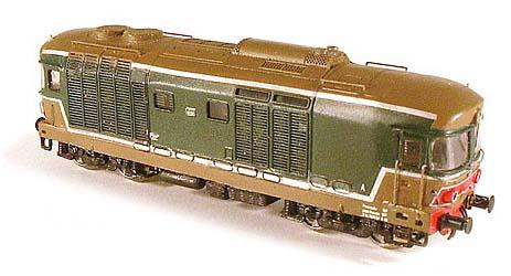 D445 di Locomodel