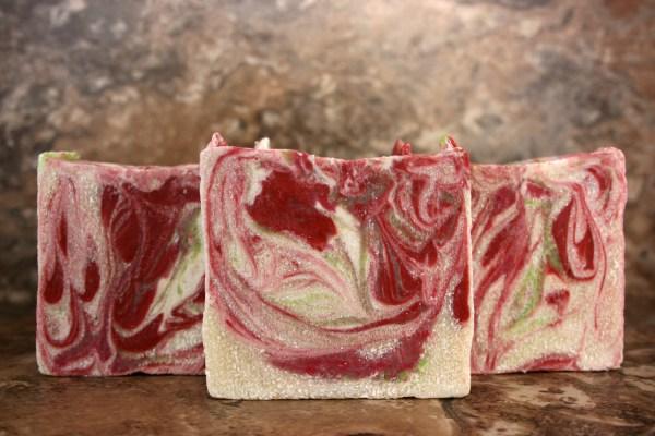 Fresh Cut Roses Soap