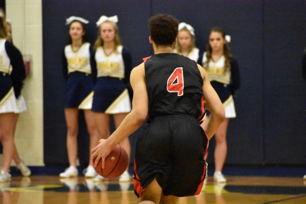 Boys Basketball: Heritage Rumbles Past Crosstown Rival ...