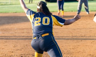 Kaly Garcia Loudoun County Softball