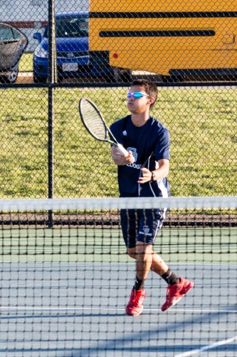 Erick Rivas Stone Bridge Tennis