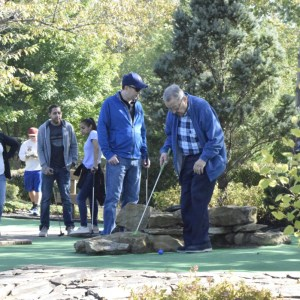 JCFM Scholarship Mini Golf Tournament