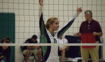 Cara Grady Woodgrove Volleyball