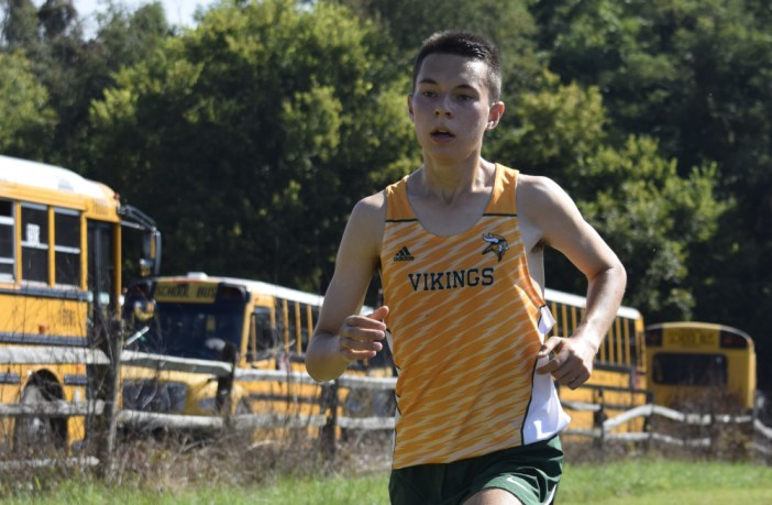 Peter Morris Loudoun Valley Cross Country