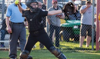 Abby Schaub Heritage Softball
