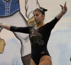 Gymnastics: Freedom Senior Sydney Wrighte, Eagles Continue Dominance