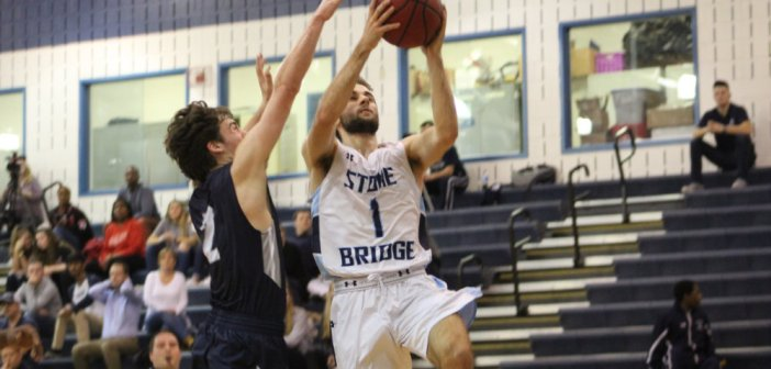 Boys Basketball: Stone Bridge Shooters Shine Against John Champe