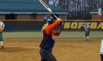 Caroline Bird Briar Woods Softball