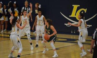 Haley Pasqualone Loudoun Valley Girls Basketball
