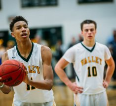 Boys Basketball: Loudoun Valley Senior Jordan Miller Breaks Vikings' Career Scoring Mark