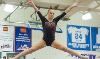 Leah Trepal Heritage Gymnastics