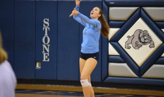 Noelle Foster Stone Bridge Volleyball
