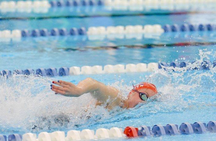 Claire Nguyen Riverside Swim