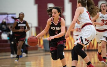 Tiffany Martirossian Rock Ridge Basketball