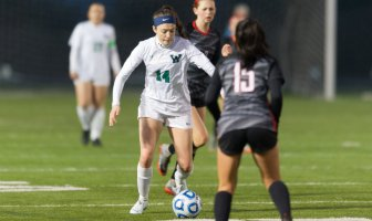 Madi White Woodgrove Soccer