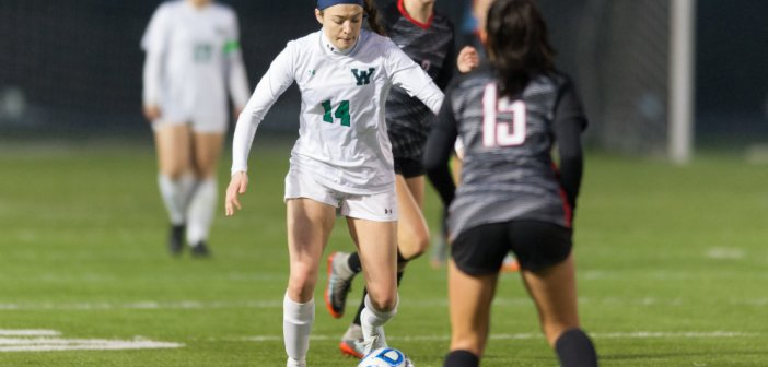Girls Soccer: Heritage, Woodgrove Battle to Dulles District Tie