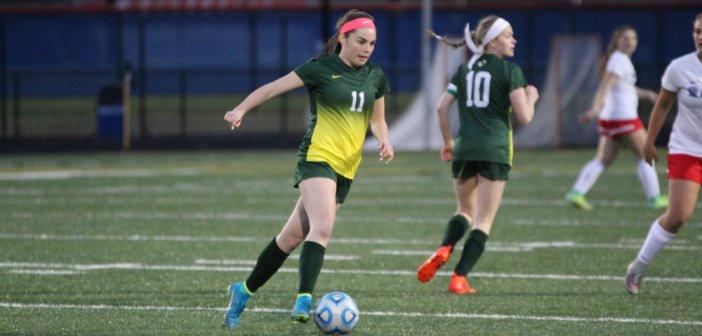 Girls Soccer: Loudoun Valley Edges Riverside in Dulles District Clash