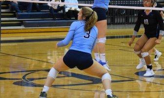 Taylor Davis Stone Bridge Volleyball