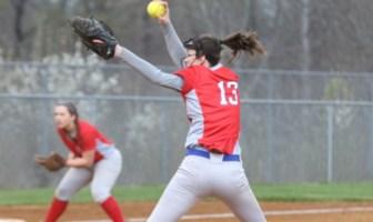Annika Dunn Riverside Softball