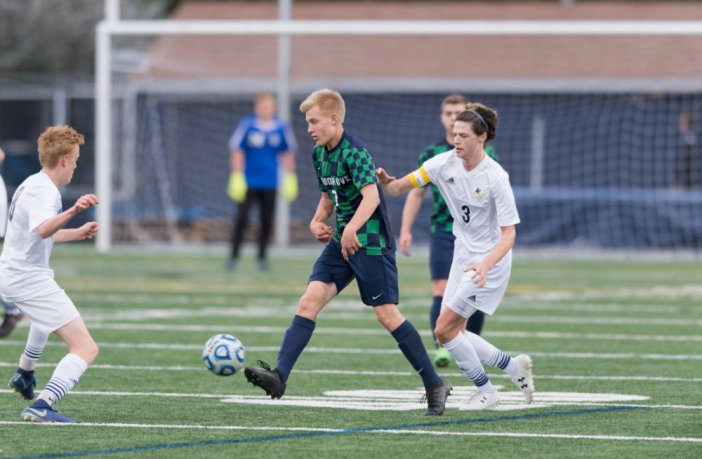Josh Wiles Woodgrove Soccer