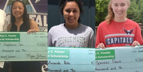 Scholarship: Davis, Peña, Son Named 2018 Jeffrey C. Fowler Memorial Scholarship Recipients