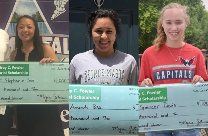 JCFM Scholarship Winners 2018