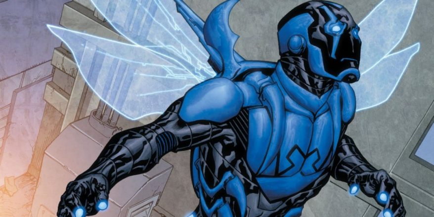 Resultado de imagen para Blue Beetle