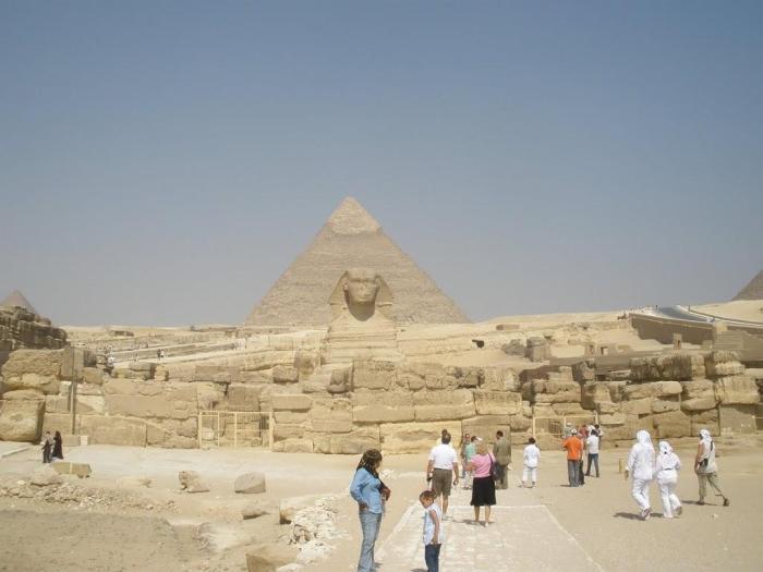 Egipto: Esfinge