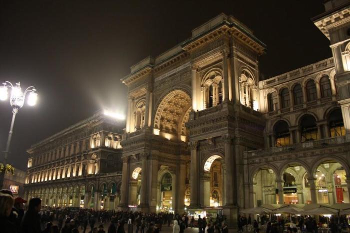 Galerías Vittorio Emmanuele II