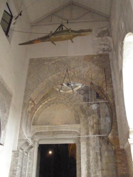 Puerta del Lagarto
