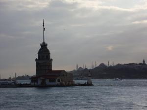 Kiz Kulesi o Torre de Leandro
