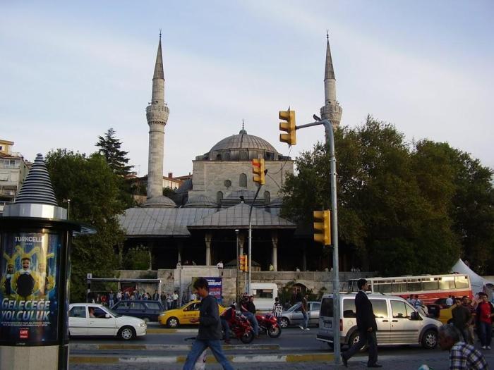 Mezquita de Mirimah en Üskudar