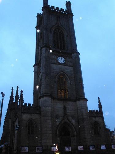 Catedral derruída