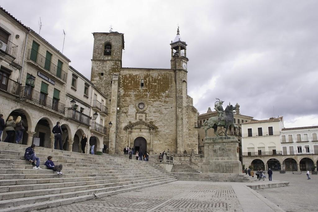 Plaza Mayor de Trujillo