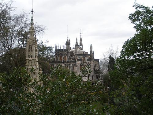 Sintra: Quinta da Regaleira