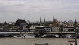 Bangkok: Desde el Wat Arun