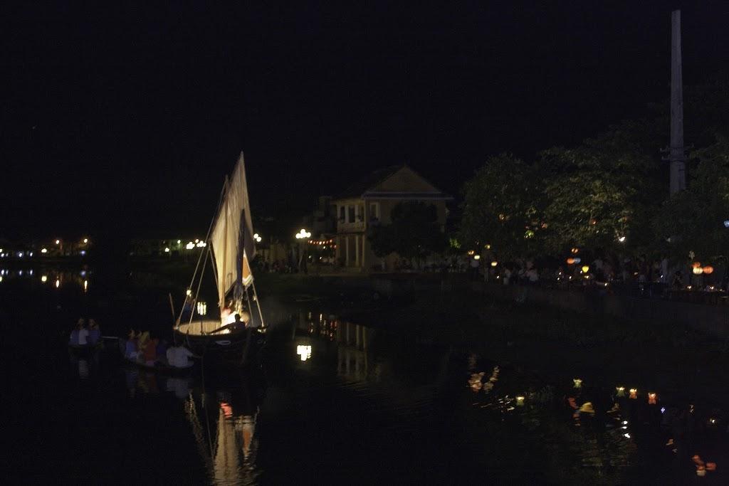 Hoi An de noche
