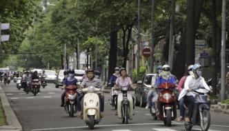 En la antigua Saigón
