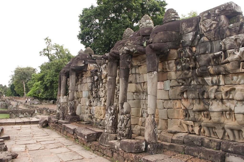 Terraza de los Elefantes