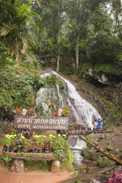 Jardín Doi Pui