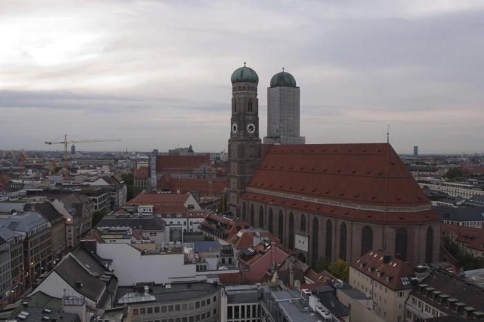 Catedral de Múnich