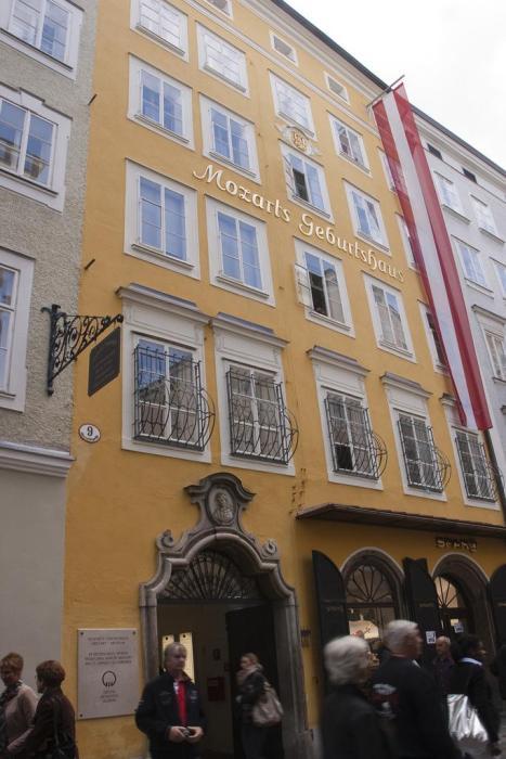 Casa natal de Mozart