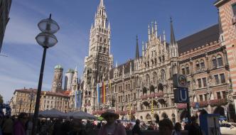 Callejeando por Múnich