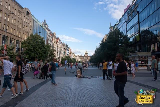 Plaza Wenceslao