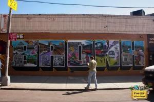 Grafitti del Bronx
